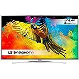 LG 55UH770V 55 inch Super Ultra HD 4K Smart TV webOS (2016 Model) - Silver