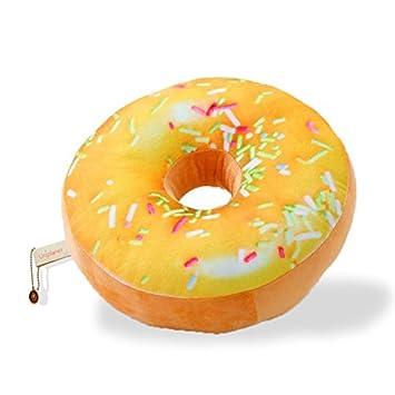 Amazon.com: uniplanet Donut cojín con relleno (Insert Filler ...
