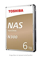 Image of the product Toshiba N300 6TB NAS 35 that is listed on the catalogue brand of Toshiba.