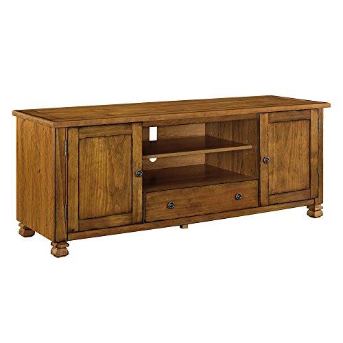 oak tv stands for flat screens - 4