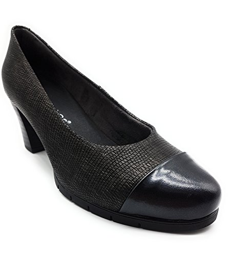 Court Women's Black Shoes PITILLOS Shoes PITILLOS Court Women's Black PITILLOS wqqEHBxnOP