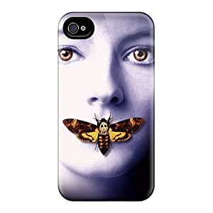 Fashion QFdkJae2961cNVkO Case Cover For Iphone 4/4s(silence Of The Lambs)
