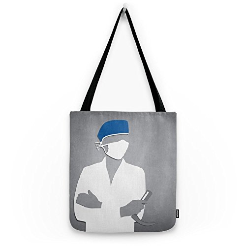 Society6 Anesthesiology Tote Bag 16