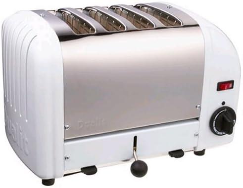 Dualit 4 Slice Toaster White