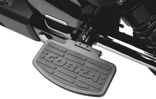 Cobra Passenger Floorboards for 2004-2008 Honda (Cobra Billet Front Floorboards)