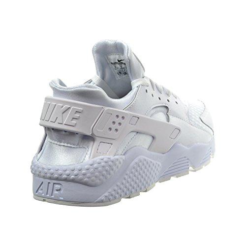 da Huarache Platino Puro Uomo Scarpe Air Bianco Ginnastica Bianco Nike taCqU5ww