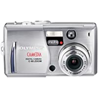 Olympus C60 6MP Digital Camera with 3x Optical Zoom Noticeable Review Image