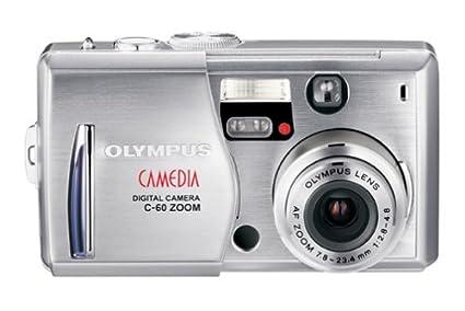 Amazon Olympus C60 6MP Digital Camera With 3x Optical Zoom