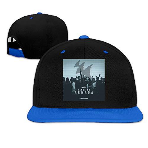 BobBThorpe Unisex Felix Jaehn Hands On Armada Music Theme Hat Sports Baseball Cap,Sun Hat,dad Hat