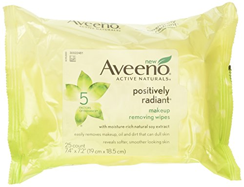 aveeno positively radiant face - 6