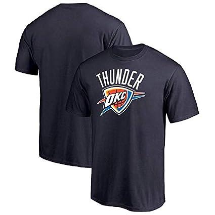 Camisetas De La NBA Oklahoma City Thunder Kobe Curry Jordan ...
