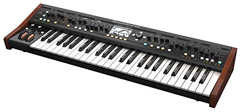 Behringer DeepMind 12 Polyphonic Analog Synthesizer with Keyboard Case and Flash Drive
