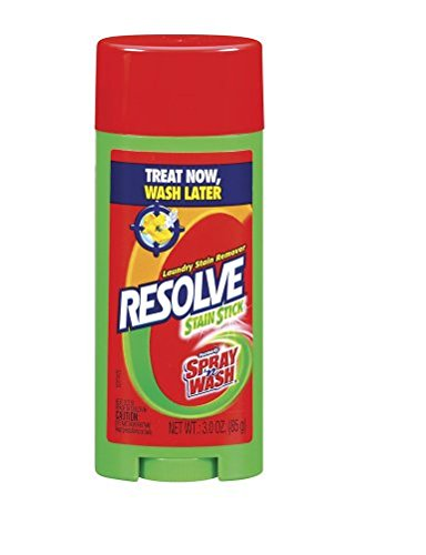 Perfect! Resolve Spray n Wash, Pre-Treat Laundry Stain Stick(12pk)