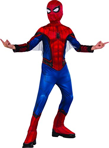 Rubie's Costume Spider-Man Homecoming Child's Costume, Multicolor, Large -