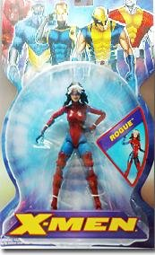 X-Men Classics ROGUE Marvel Long Hair Without Jacket Variant Action Figure