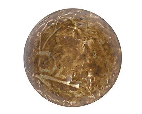 100 QTY: C.S.Osborne & Co. No. 7110-OGS 1/2 - Old Gold Speckled/post : 1/2' head: 7/16' (mpn# 13766) C.S. Osborne & Co.