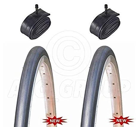 2 neumáticos para bicicleta - y ruedas de bicicleta de carretera ...