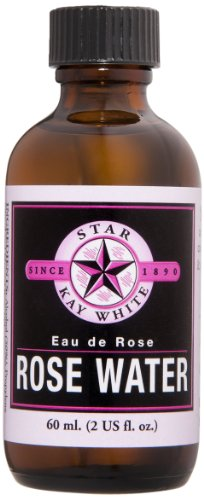 Star Kay White Extracts Water, Rose, 2 Ounce