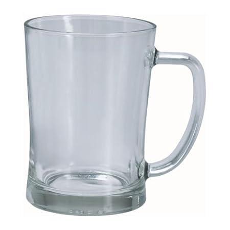 Ikea Mjod Beer Tankard Clear Glass 60 Cl Amazoncouk Kitchen