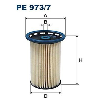 Filtron PE973//9 Inyecci/ón de Combustible