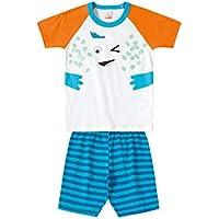Pijama Marisol Branco Menino