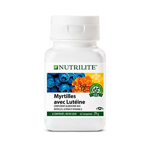 NUTRILITE Vision Health with Lutein
