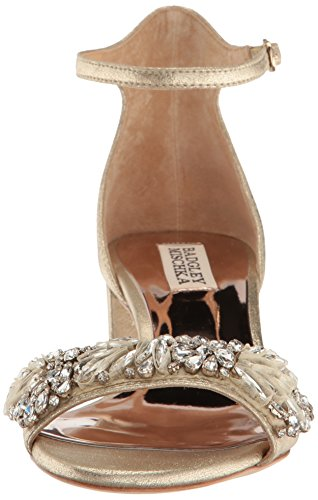 Sandal Dress Badgley Tamara Women's Platino Mischka wxqHUAI6