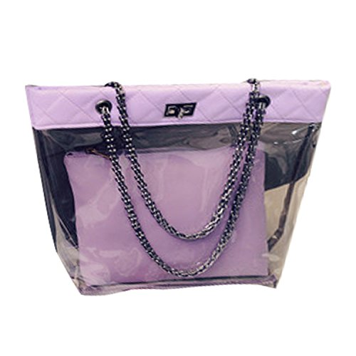 Notag Shoulder Bag Purple Synthetic For Women