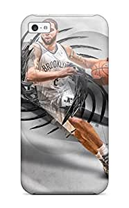brooklyn nets nba basketball (18) NBA Sports & Colleges colorful iPhone 5c cases 9912331K198534628