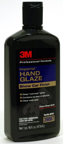 3M Imperial Hand Glaze, 16 oz Bottle -