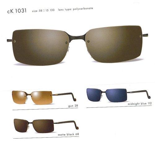 Amazon.com: calvin klein CK 1031 tamaño de marco de anteojos ...