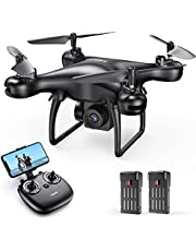 $59 » Mini Drone with Camera 1080P HD for Adults, Tomzon D28 2.4 WiFi FPV Live Video, Altitude Hold 3D Flips, Headless Mode, Gravity Sensor, Mini Drone for Kids Beginners