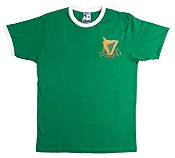 Camiseta de Fútbol Hibernian 1900 Estilo Retro - Verde, 2x Extra Grande: Amazon.es: Deportes y aire libre