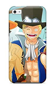 New EySyamE19663sFrdo Luffy Ace And Sabo 8211 One Piece Photo Tpu Cover Case For Iphone 5c