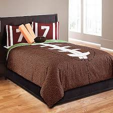 Football Comforter (FOOTBALL Field Goal 5-Piece Twin Comforter Set)