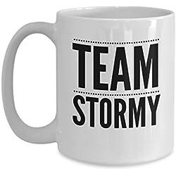 Team Stormy Anti Trump Funny Coffee Mug