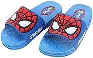ROKIDS Kids Boys Girls Spiderman Indoor Sandals and Slippers