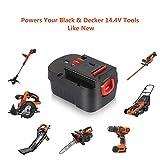 14.4V HPB14 Battery for Black & Decker, Girapow