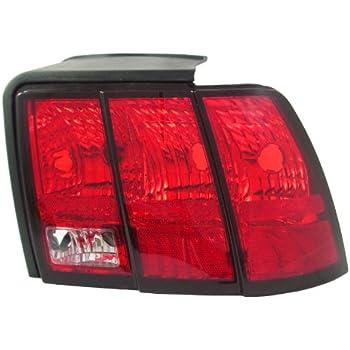 Eagle Eye Lights FR416-U000L Tail Light Assembly