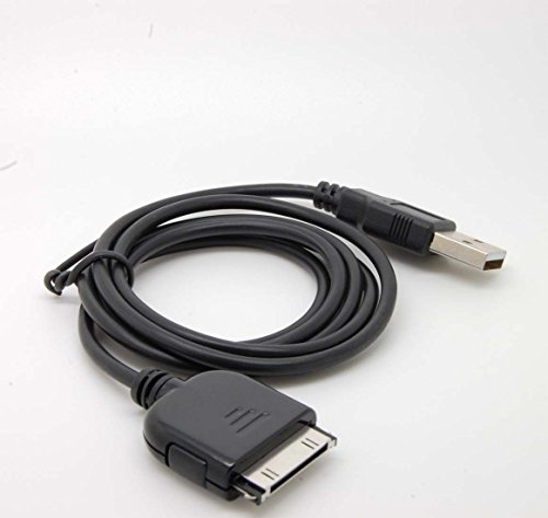 SYNC & CHARGER CABLE FOR SANDISK SANSA E200 E250 E260 E270 E280 C200 Sansa Fuze 2GB/4GB/8GB Mp3 Player ()