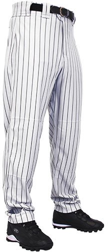 Rawlings Men's Relaxed Fit BP95MR Pinstriped Pant