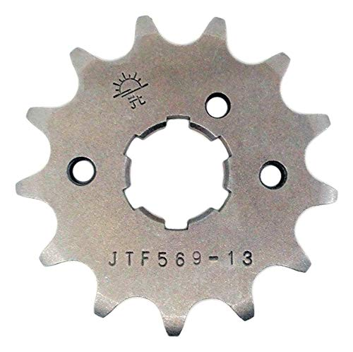 - Yamaha 1987-2004 Warrior 350 YFM350X JT High Carbon Steel 13T Front Sprocket