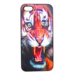 Fashion 3D Effect Plastic Hard Case for iPhone5