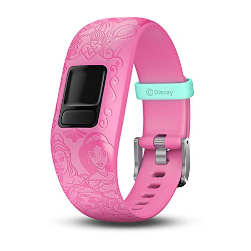 Garmin vvofit jr 2, Accessory Band Only, Disney Princess, Pink