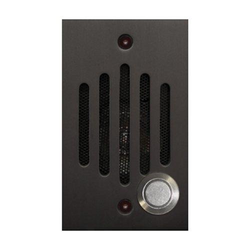 Solid Brass Door Stations (Channel Vision Solid Brass Door)