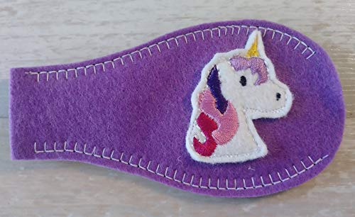 Eye Patch - Unicorn (covering RIGHT eye) from Patch Me