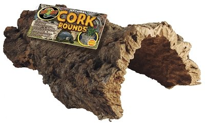 (Assorted) Cork Bark Size  15 Pound