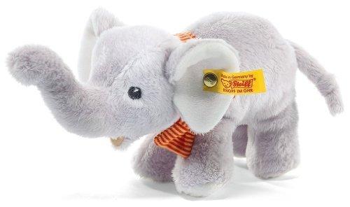 Steiff Little Baby Elephant Trampili (Grey) by ()