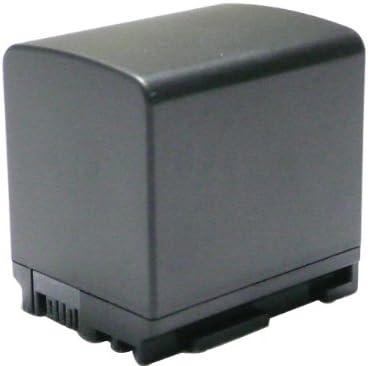 【JC】 Canon/キャノン BP-819 BP-819D 互換バッテリー 【残量表示機能対応】 iVIS M31/M32 対応