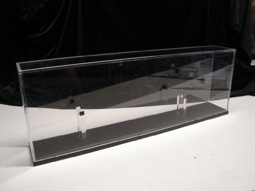 Bowie Knife or Kukri Display Case 18in Stand Fits Custom Work and Randall Knives